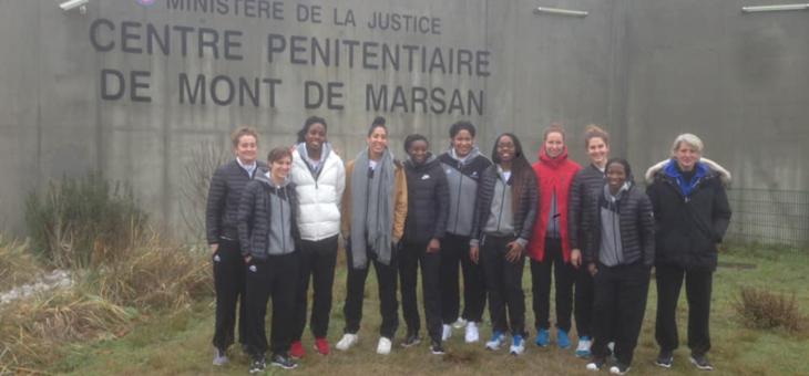 Challenge Pénitentiaire Enedis – Basket Landes